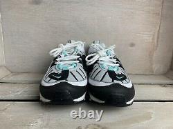 Nike Air Max 98 South Beach Blanc Noir Rose Vert Femmes Chaussures Sz 8 Ah6799-065