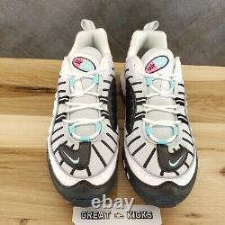 Nike Air Max 98'south Beach' Femmes Chaussures Wmns Taille 11 / Hommes 9.5 (ah6799-065)
