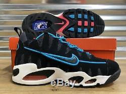 Nike Air Max Nm Hideo Nomo Entraîneur Chaussures South Beach Noir Sz (429749-017)