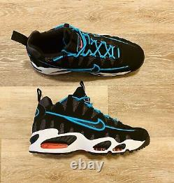 Nike Air Max Nm Nomo Black Teal Pink South Beach Griffey 429749-017 Taille Homme 9