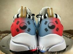 Nike Air Presto Corée Du Sud