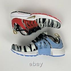 Nike Air Presto Corée Du Sud Cj1229-100 Taille Petite Marque Nouvelle Taille Homme 7-9
