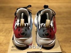 Nike Air Presto Corée Du Sud Formateurs Taille M Uk 8-10 Eur 100 Nouveau Cj1229 42,5 À 45