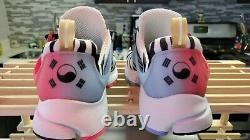 Nike Air Presto Corée Du Sud. Taille M (projet Alpha 9-11 Des Hommes). Cj1229-100