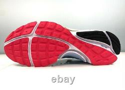 Nike Air Presto'south Korea' Sneakers White Red Black Cj1229-100 Taille Homme 9.5