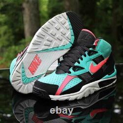 Nike Air Trainer Sc High South Beach Hommes Taille 8 Bo Jackson 302346-300