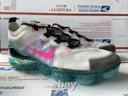Nike Air Vapormax 2019 South Beach Platinum (ar6632-005) Femmes Taille 8,5 Bgrade