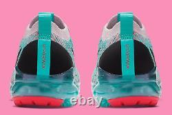 Nike Air Vapormax Flyknit 3 Femmes 8 South Beach Blue Purple Aj6910-500