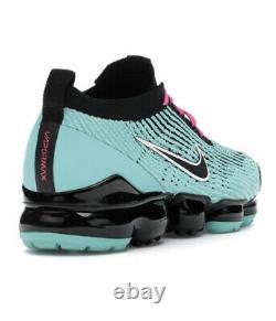 Nike Air Vapormax Flyknit 3 South Beach Aj6900-323 Blue Mens Chaussures De Course