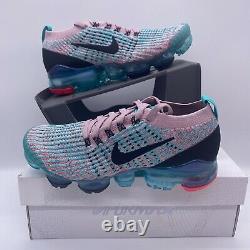 Nike Air Vapormax Flyknit 3 South Beach Aj6910-500 Tailles De Chaussures De Course Pour Femmes
