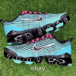Nike Air Vapormax Flyknit 3 South Beach Femmes 7.5 / Hommes 6 Bq5238-300 6y Gs