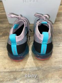 Nike Air Vapormax Flyknit 3'south Beach' Aj6910-500 Femme Running Shoe Taille 8