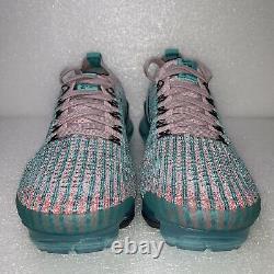 Nike Air Vapormax Flyknit3 South Beach/ Toute Nouvelle Taille 5.5 Big Kid/ 7 Femmes