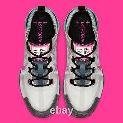 Nike Air Vapormax South Beach Ar6632-005 Taille 7 $us Détail 190 $ En Cours D'exécution Nouveau Bnib