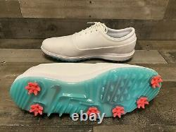 Nike Air Zoom Victory Tour Golf Shoes South Beach Hot Punch Aq1479-102 Taille 14