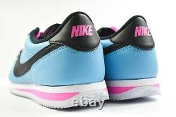 Nike Cortez Basic Leather (taille Homme 9.5) Chaussures Bv2527 400 South Beach Miami