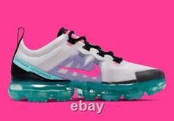Nike Femme Air Vapormax 2019 South Beach Taille 5.5 Uk 39 Eu Ar6632-005