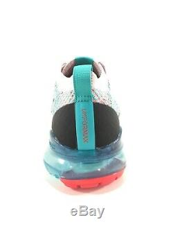 Nike Femmes Air Vapormax Flyknit 3 Taille 8 Plum Chalk South Beach Aj6910 500 Nouveau