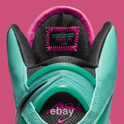 Nike Lebron 8 South Beach Hommes Taille 7 Free Shapping