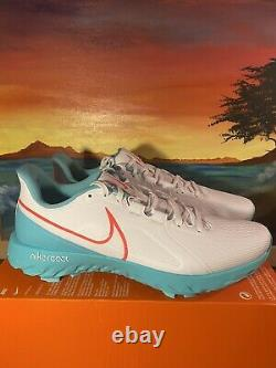 Nike React Infinity Pro Golf South Beach Ct6620-177 Hommes Taille 13