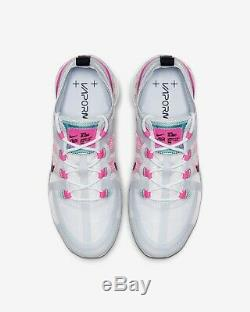 Nike Vapormax 2019 South Beach Gris Rose Obsidian Ar6632 007 Femmes Taille 8.5
