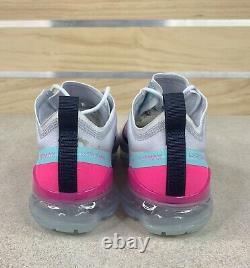 Nike Vapormax 2019 South Beach Gris Rose Obsidienne Ar6632 007 Taille De La Femme 9