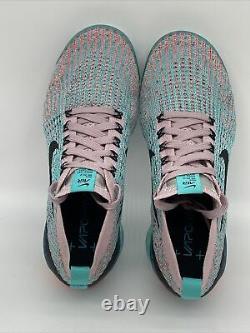 Nike W Air Vapormax Flyknit 3 South Beach Taille 9 Prune Chalk/noir Aj6910 500