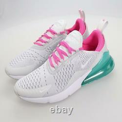 Nike Wmns Air Max 270 Droit Avec Mauvaise Taille South Beach Femmes Ah6789-065 Us7.5