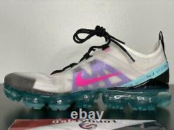 Nike Wmns Air Vapormax 2019 South Beach Ar6632-005 Chaussures De Course Taille 11 Femmes