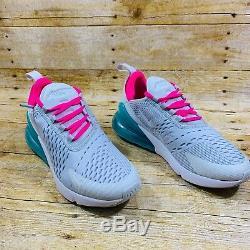 Nouveau Nike Air Max 270 Sz 6,6.5,7.5'south Beach ' Femmes Chaussures De Course Pour Ah6789-065