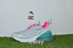 Nouveau Nike Air Max 270 Taille 5'south Beach ' Femmes Chaussures De Course Pour Ah6789-065