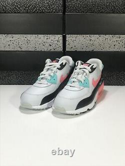 Nouvelle Nike Air Max 90 Ltr (ps) 833377-013 Taille 3y / Taille Femmes 4.5 South Beach