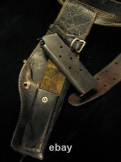 Plate-forme Originale D'étui De Colt 1911 Faite Au Vietnam Du Sud