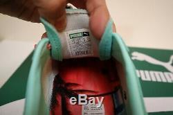 Puma Clyde South Beach Chaussures Taille 8 Us Mens (nouveau Avec La Boîte)