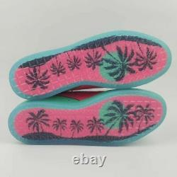 Puma Mens Clyde 1973 South Beach Miami Palm Tree Sneakers Vert 368542 01 9m Nouveau