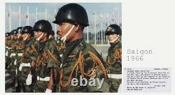 South Vietnam Holster 1973 Cuir & Jaune Fourragère 1966 Marines