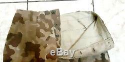 Sud D'origine Vietnamienne Arvn Camouflage De La Police Nationale Pantalon Guerre Du Vietnam