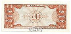 Süd Sud-vietnam 500 Dong 1955 Xf P 10