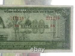 Sud Vietnam 200 Dong Linh Bong Sung (voir Photos) Rare