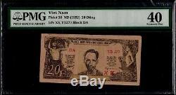 Sud-vietnam 20 Dong 1952 Très Rare