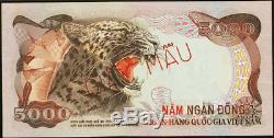 Sud-vietnam 5000 Et 10 000 Dong (1975) Choisissez 35s1 36s1 Unikate
