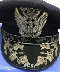 Sud-vietnam Airforce Général Tran Van Minh Cap Taille 56