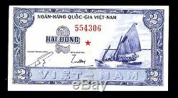 Sud-vietnam P-12r 2 Dong Nd (1955) Remplacement Xf +