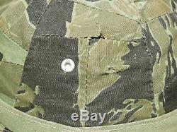 Sud-vietnamiens Marine Corps Vietnam Vnmc Tiger Stripe Camo Scrap Boonie Hat