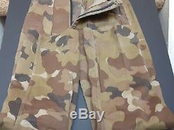 Sudvietnamiens Arvn Pantalons Originaux Camo Domaine De La Police Nationale De La Force Du Vietnam Wa