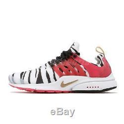 T-shirt Tailles Nike Air Presto Corée Du Sud Tiger Stripe Hommes Unisexe Cj1229-100