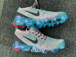 Taille 12 Nike Air Vapormax Flyknit 3 South Beach Athletic Shoes