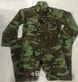 Uniformes Sud-vietnam Ranger