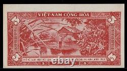 Vietnam Du Sud 5 Dong 1955 P-13x Propaganda Unc