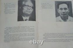 Vietnam Guerre VC Vietcong Personnalités Front National Libération Sud Vn 65-67
